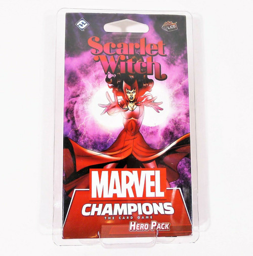 Marvel Champions TCG: Scarlet Witch Hero Pack - NEW SEALED