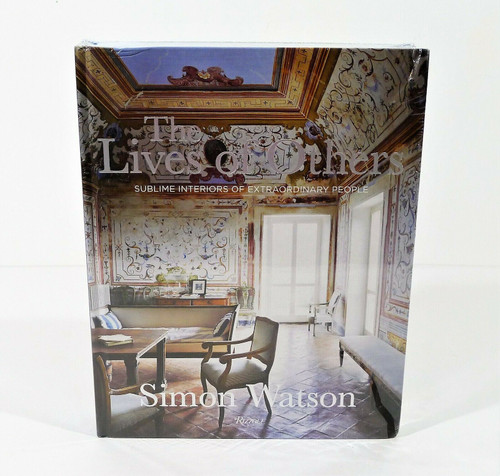 """The Lives of Others 10.25"""" X 13"""" Hardcover Book SEALED **CORNER DAMAGE"""