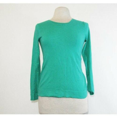 J. by J. Crew Women's Green Long Sleeve Blouse Size XS