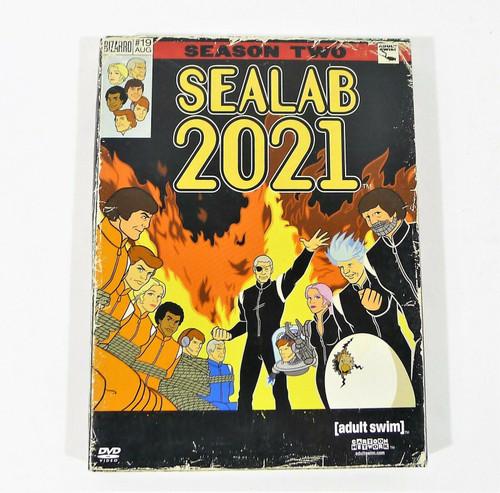 Sealab 2021: Season 2 DVD Set - **CASE HAS WEAR
