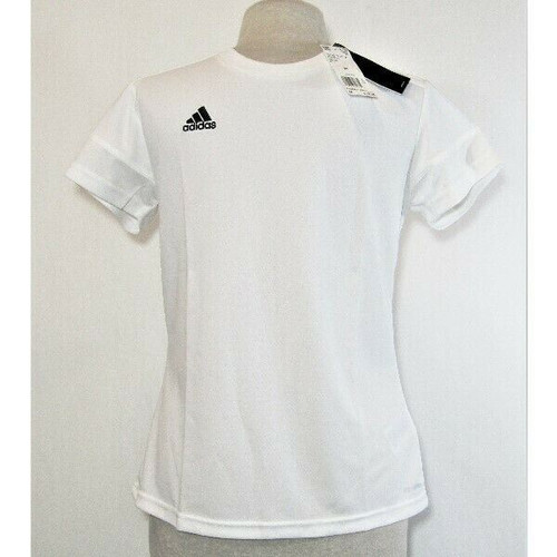 Adidas Climacool Men's White Activewear Top Size M **NWT** **HAS STAIN**