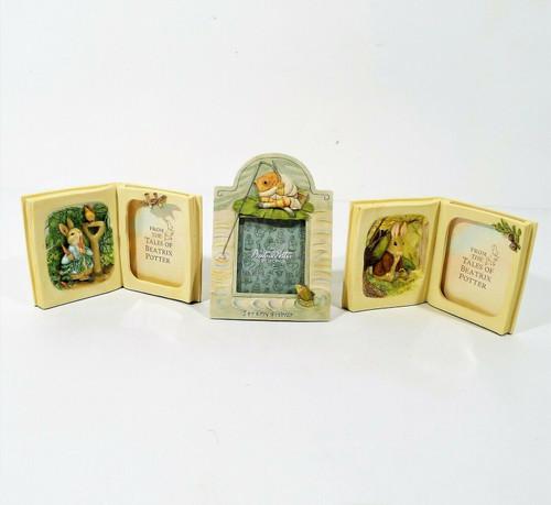 Set of 3 The Beatrix Potter Collection Frames