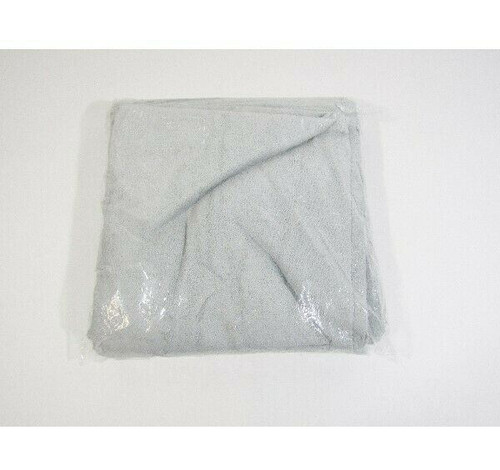 CleanAide Pack of 25 Silver Embedded Cleaning Microfiber Towels **NEW IN PACKAGE