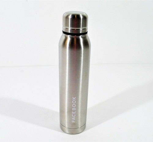Facebook H2go Silo Stainless Steel Thermal Bottle 16.9oz
