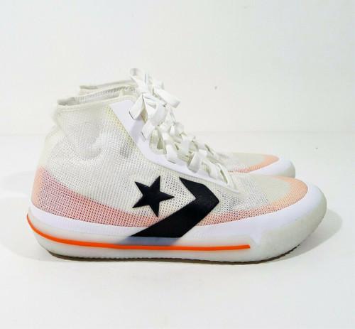Converse Men's White All Star Pro BB 165653C Size 7.5