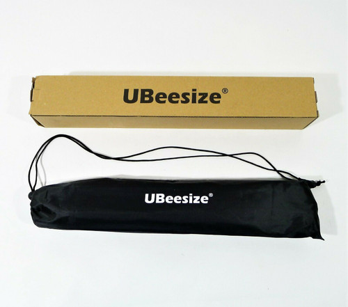 UBeesize 54 Inch Selfie Stick Tripod Detachable Extendable Wireless Remote - NEW