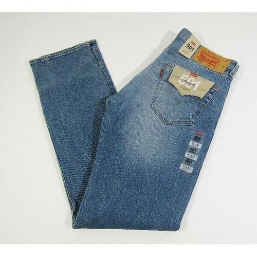 Levi Strauss & Co. 501 Original Men's Straight Leg Jeans Size 32 x 34 **NWT**