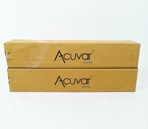 "Set of 2 Acuvar 50"" Inch Aluminum Camera Tripods - **SEE DESCRIPTIONS"