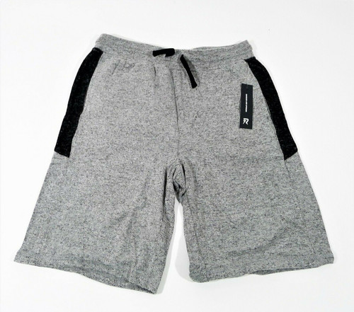 Runway Boy's Gray with Black Shorts Size 14 - NEW WITH TAGS