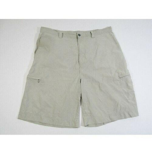Callaway Golf X Series Men's Lightweight Khaki Shorts Size 38