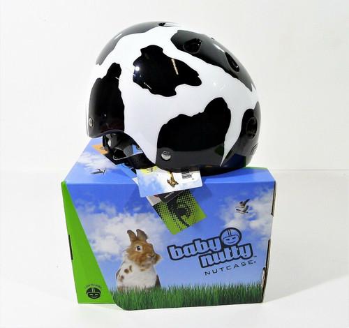 """Nutcase Moo Baby Nutty Street Sport Helmet XXS 18 1/2"""" - 19 5/8"""" - NEW"""