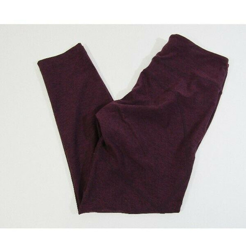 Outdoor Voices Women's Maroon Lightweight Athletic Capris Size M