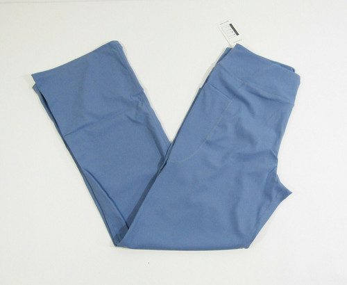 Tremaker Women's Blue Boot Leg Yoga Pants w/ Pockets Size XL **NEW WITH TAGS**