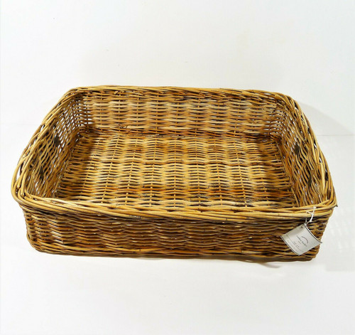 Caden Rectangular Ottoman Basket - LOCAL PICKUP ONLY, AUSTIN TX