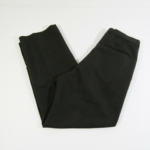 Haggar Collections Men's Gray Dress Pants/Slacks Size 30 x 30