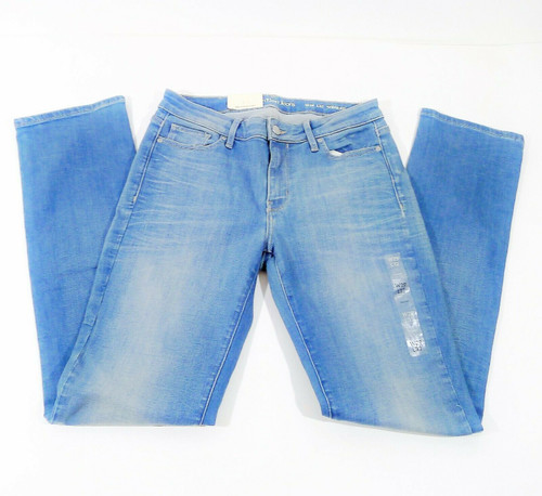 Calvin Klein Men's Light Blue Straight Leg Jeans W29 x L32 - NEW WITH TAGS