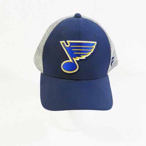 St. Louis Blues Fanatics NHL Authentic Pro Locker Room 2-Tone Flex Hat XL/XXL
