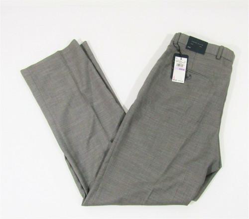 Perry Ellis Men's Brushed Nickel Core Dress Pants/Slacks Size 32x32 **NWT**