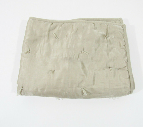 """Pottery Barn Standard Pillow Sham in Natural, Sham Only 20"""" x 26"""""""