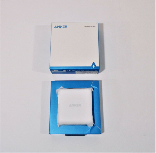 Anker PowerPort III Duo USB Wall Charger 60W *NEW, Open Box*