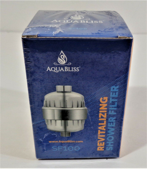 AquaBliss High Output Revitalizing Shower Filter *NEW*