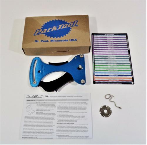 Park Tool TM-1 Bicycle Spoke Tension Meter *New, Open Box*