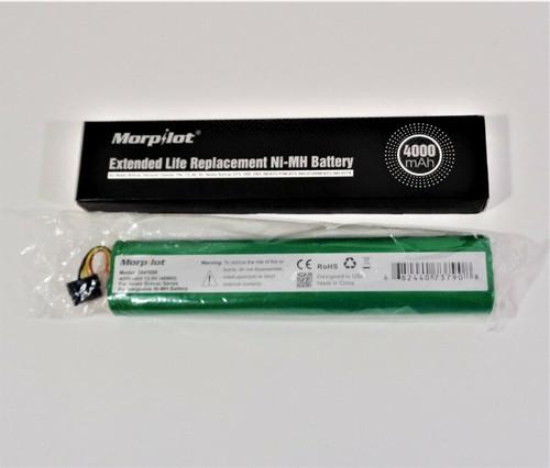 Morpilot 12V 4000mAh NiMh Battery for Neato Botvac Series *NEW, Open Box*