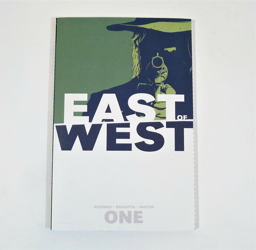 East of West Volume One The Promise Paperback Book