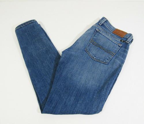 "Lucky Brand Women's Medium Wash Charlie Skinny Jeans Size 4/27 w/ 29"" Inseam"
