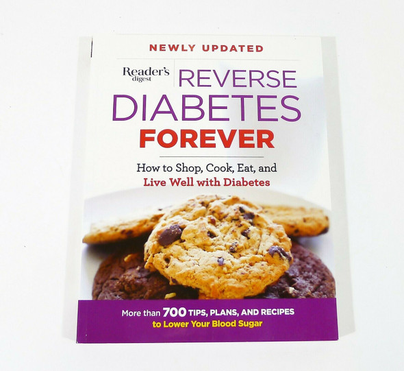 Newly Updated Reverse Diabetes Forever Paperback Book