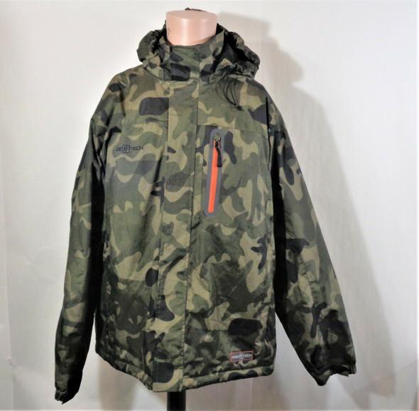 Free Tech Performance Outerwear Camouflage Jacket Men's Size L