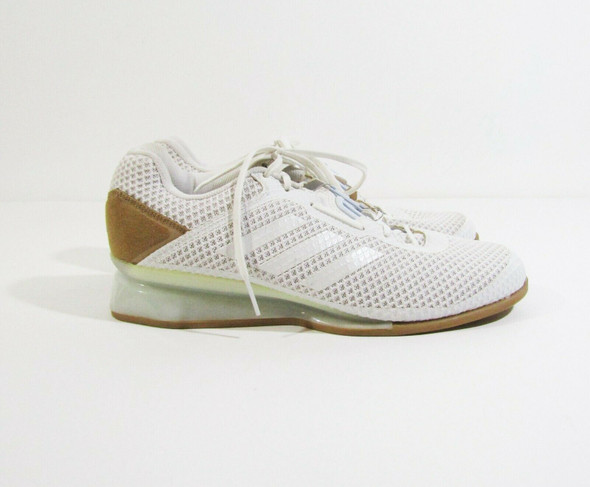 Adidas Leistung 16 II Boa Men's Weightlifting Shoes Size 12 **MISSING INSOLE**
