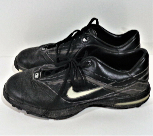 Nike Air Golf Black Sneakers Men's Size 12W