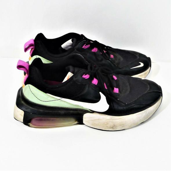 Nike Air Max Verona Black, Pink, & Green Sneakers Women's Size 9