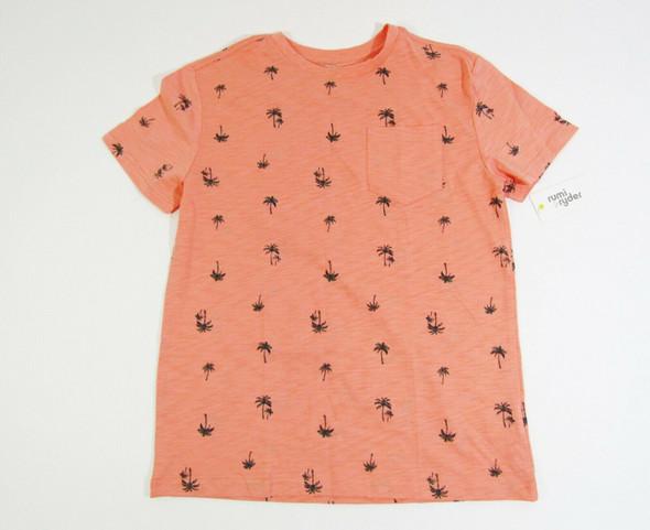 Rumi & Ryder Boys Graphic Palm Tree Short Sleeve T-Shirt Size L/12-14 **NWT**