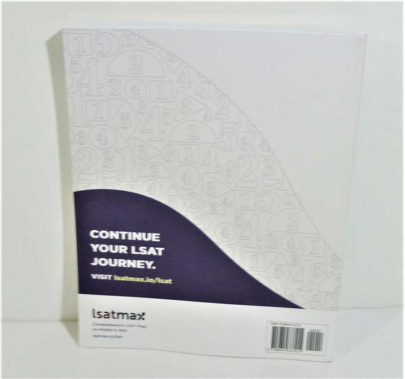 Real Practice LSAT (Produced by LSATMAX) Paperback Book