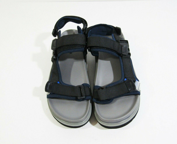 Steve Madden Men's Gray Bodhi Open Toe Sandals Size 12