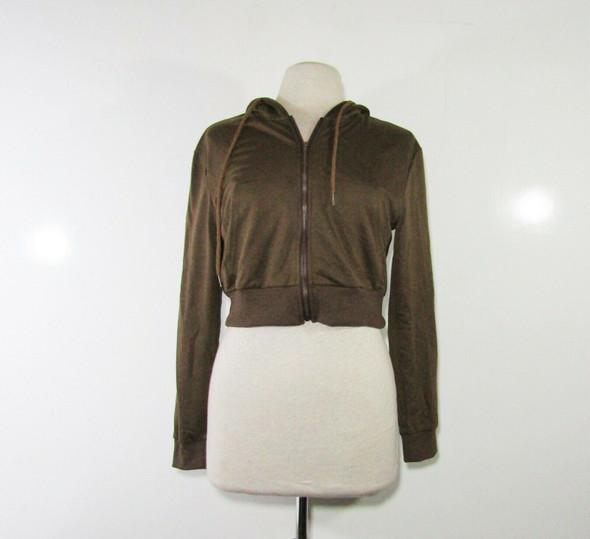 Shein Women's Set of 2 Cardigan & Zip Up Hoodie Size Medium **NEW IN PACKAGE**