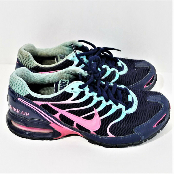 Nike Air Max Torch 4 Navy, Light Blue & Pink Women's Size 9