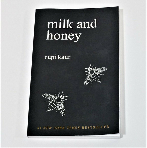 Milk and Honey by Rupi Kaur Paperback Book