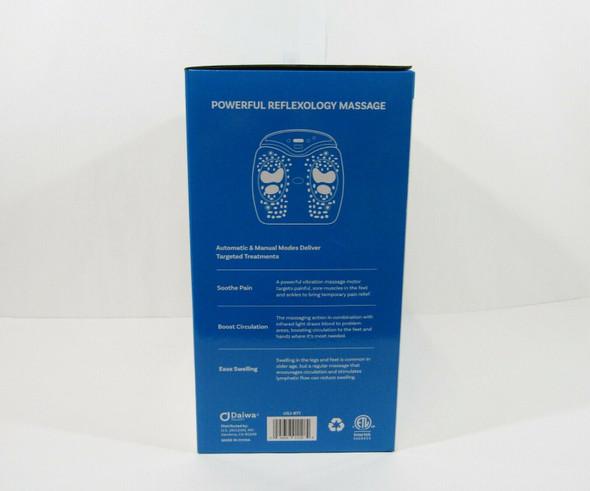 Daiwa Felicity USJ-871 Footvibe Pro Home Reflexology Massager **NEW, OPEN BOX**
