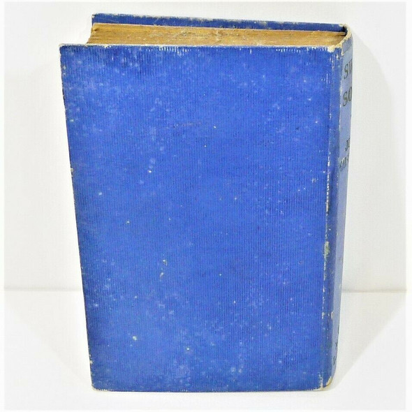 Swan Song by John Galsworthy Vintage Hardcover Book