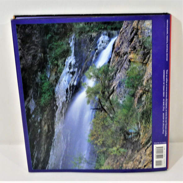 Texas Mountains by Parent & Patoski Photography Coffee Table Hardcover Book