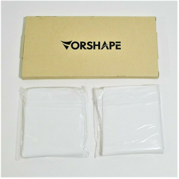 Vorshape UV Protection Arm Sleeves in White (2 Pairs) *NEW*