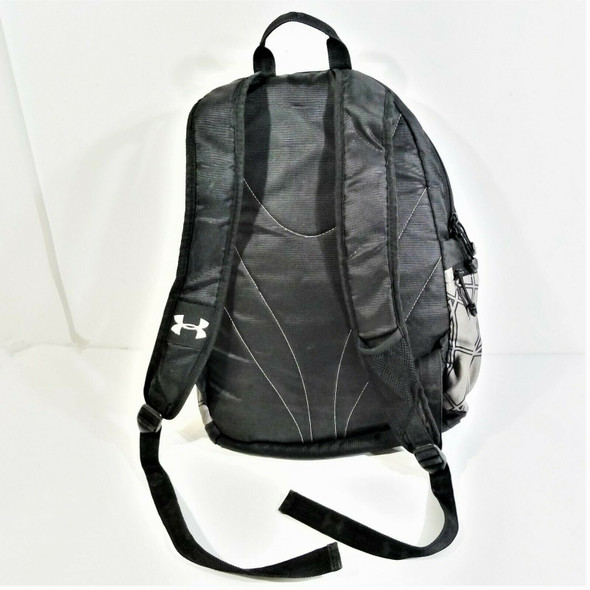 Under Armour Grey & Black Backpack