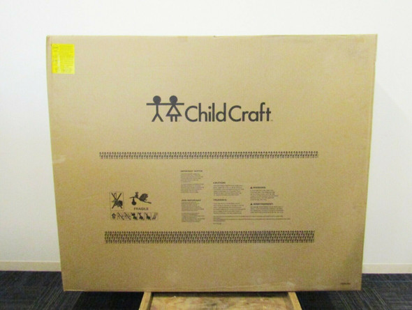 Child Craft Westgate 4-in1 Convertible Crib, Beige LOCAL PICKUP ONLY AUSTIN TX