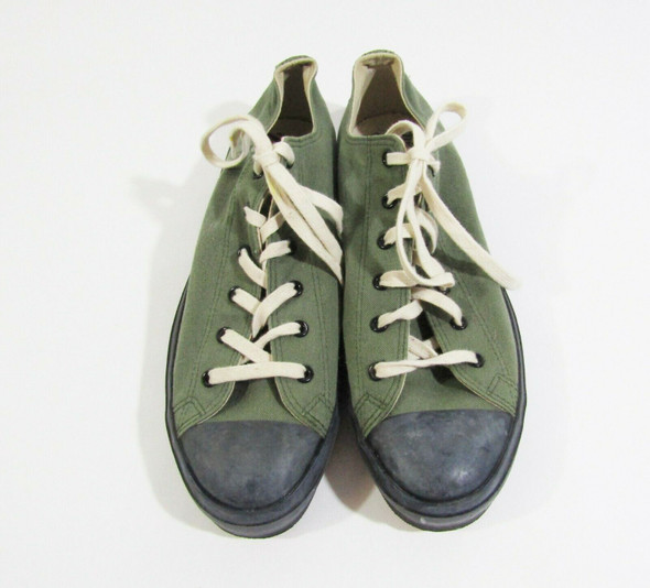 The Hill-Side Men's Green & Black Casual Sneakers Size 8.5