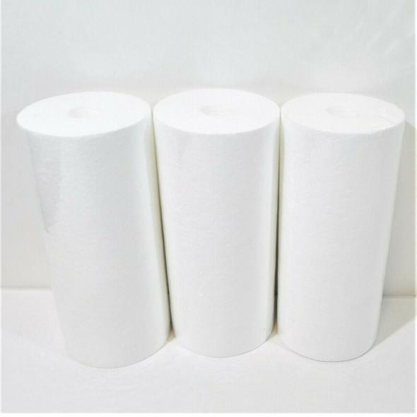 """3pc Sim Pure Melt Blown Sediment 5 Micron 10"""" X 4.5"""" Filters MPP-F1OB-5 *NEW*"""