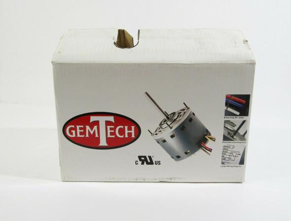 GemTech Evaporator Fan Motor GTE33-3SP2 **OPEN BOX**