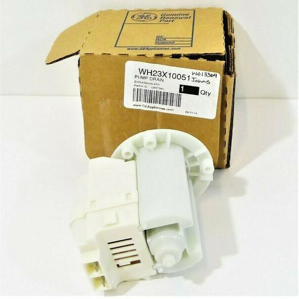 GE Washing Machine Drain Pump WH23X10051 *Open Box*